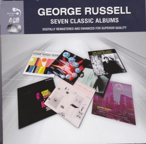 RUSSELL, GEORGE - SEVEN CLASSIC ALBUMS