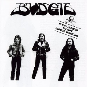 BUDGIE - IF SWALLOWED DO NOT INDUCE VOMITING