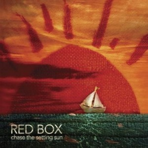 RED BOX - CHASE THE SETTING SUN (LIMITED ORANGE)
