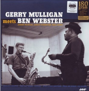MULLIGAN, GERRY - MEETS BEN WEBSTER