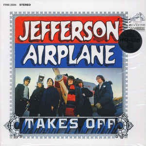 JEFFERSON, AIRPLAINE - TAKES OFF