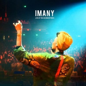 IMANY - LIVE AT THE CASINO DE PARIS 2LP/DVD