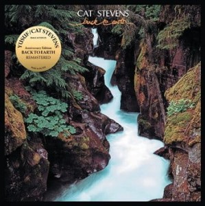 YUSUF/STEVENS, CAT - BACK TO EARTH