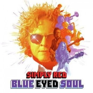 SIMPLY RED - BLUE EYED SOUL (PURPLE LP)