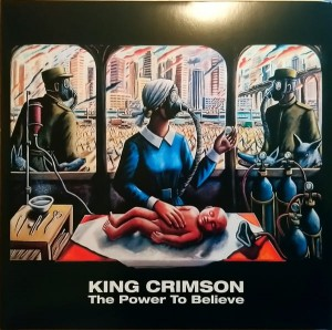 KING CRIMSON - THE POWER TO BELIVE