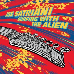 SATRIANI, JOE - SURFING WITH ALIEN (RSD)