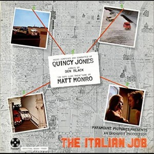 SOUNDTRACK - THE ITALIAN JOB (QUINCY JONES)