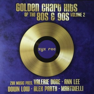 VARIOUS - GOLDEN CHART HITS OF THE 80'S/90'S VOL 2