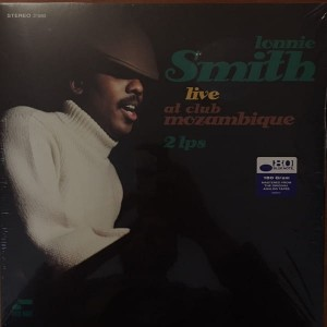 SMITH, LONNIE - LIVE AT CLUB MOZAMBIQUE