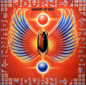 JOURNEY - GREATEST HITS VOL.1