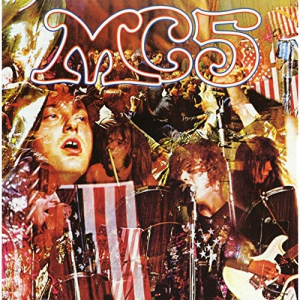 MC5 - KICK OUT THE JAMS (COLORED VINYL)
