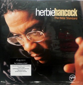 HANCOCK, HERBIE - THE NEW STANDARD
