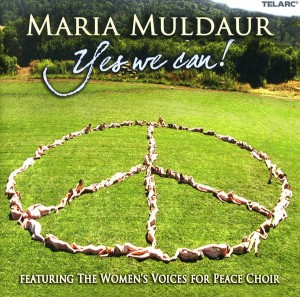 MULDAUR, MARIA - YES WE CAN!