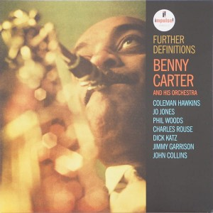 CARTER, BENNY - FURTHER DEFINITIONS