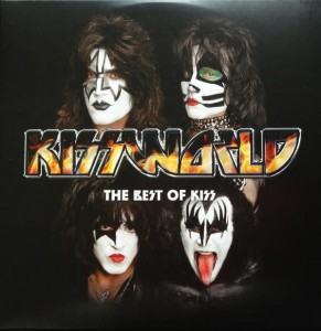 KISS - KISSWORLD - THE BEST OF