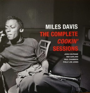 DAVIS, MILES - THE COMPLETE COOKIN' SESSIONS