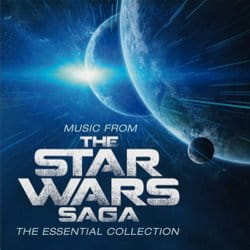 SOUNDTRACK - MUSIC FROM THE STAR WARS SAGA-THE ESSENTIAL COLLECTION