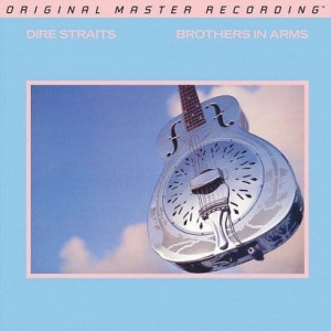 DIRE STRAITS - BROTHERS IN ARMS (NUMBERED LIMITED EDITION 180G 45RPM VINYL 2LP)
