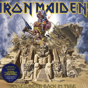 IRON MAIDEN - SOMEWHERE BACK IN TIME: THE BEST OF 1980