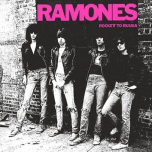 RAMONES, THE - ROCKET TO RUSSIA (REMASTERED)