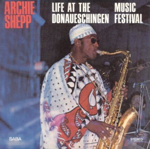 SHEEP, ARCHIE - LIVE AT THE DONUESCHINGEN MUSIC FESTIVAL