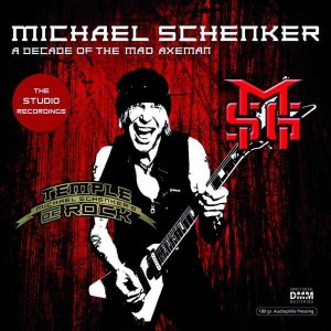 SCHENKER, MICHAEL - A DECADE THE MAD AXEMAN