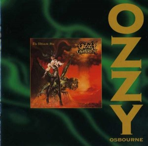 OSBOURNE OZZY - THE ULTIMATE SIN