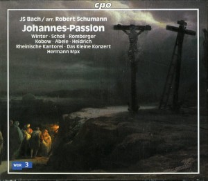 MAX, HERMAN -  J.S. BACH - JOHANNES-PASSION