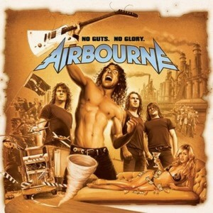 AIRBOURNE - NO GUTS. NO GLORY.