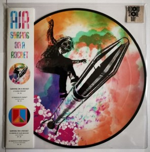 AIR - SURFING ON A ROCKET (PICTURE DISC RSD)