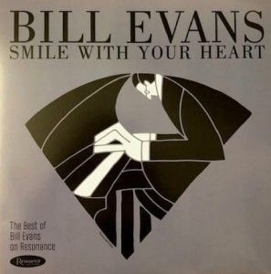 EVANS, BILL - SMILE WITH YOUR HEART