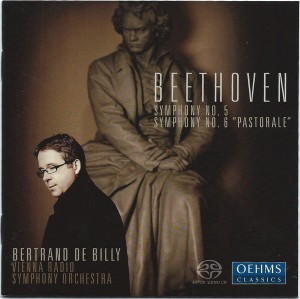 DE BILLY, BERTRAND - BEETHOVEN SYMPHONY NO. 5 & 6
