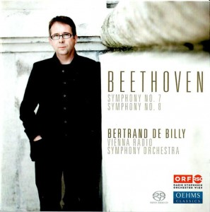 DE BILLY, BERTRAND - BEETHOVEN SYMPHONY NO. 7 & 8