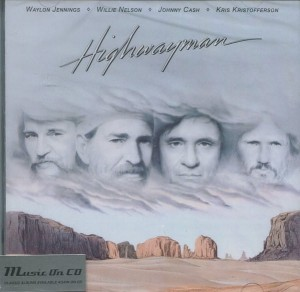 CASH /NELSON /JENNINGS /KRISTOFFERSON - HIGHWAYMAN