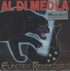 DI MEOLA, AL - ELECTRIC RENDEZVOUS
