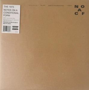 1975, THE - NOTES ON A CONDITIONAL FORM (WHITE VINYL)