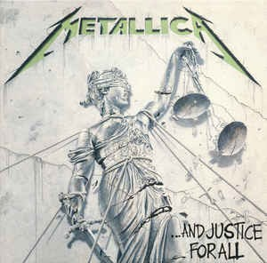 METALLICA - ..AND JUSTICE FOR ALL (REMASTERED)