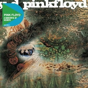 PINK FLOYD - A SAUCERFUL OF SECRETS (2011)
