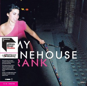 WINEHOUSE, AMY - FRANK (REMASTERED)