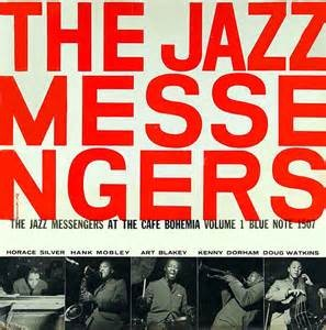 BLAKEY, ART & THE JAZZ MESSENGERS - AT THE CAFE BO