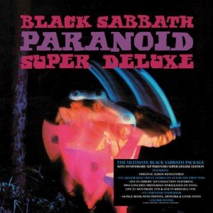 BLACK SABBATH - PARANOID (50TH ANN. EDITION)