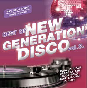 VARIOUS - BEST OF NEW GENERATION DISCO VOL.2