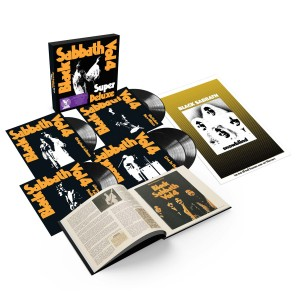 BLACK SABBATH - VOL. 4 (SUPER DELUXE 5LP BOX SET)