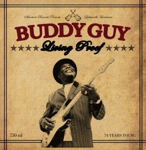 GUY, BUDDY - LIVING PROOF