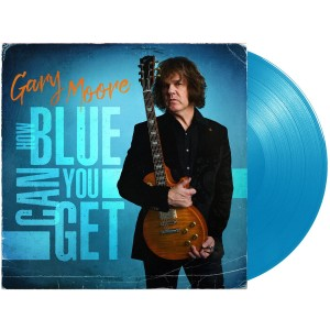 MOORE, GARY - HOW BLUE CAN YOU GET (BLUE VINYL)