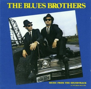SOUNDTRACK - BLUES BROTHERS