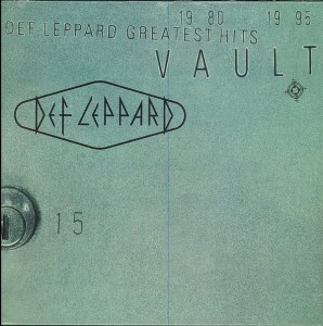 DEF LEPPARD - VAULT: GREATEST HITS 1980-95