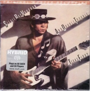 VAUGHAN, STEVIE RAY - TEXAS FLOOD (NUMBERED LIMITED EDITION HYBRID SACD)