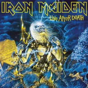 IRON MAIDEN - LIVE AFTER DEATH (LIMITED)