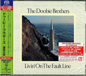 DOOBIE BROTHERS - LIVIN' ON THE FAULT LINE